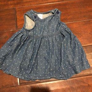 GAP Dresses - Girls denim dress